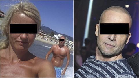 Miloslav D. chladnokrevně popravil svou manželku (vlevo). Mezi lidmi však měl...
