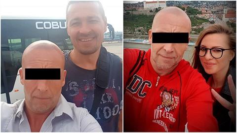 Miloslav D. si hrál na kamaráda slavných. Často se prý také chlubil rodinou.