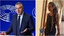 Europoslanec Jan Zahradil se ostře pustil do Caroly Racketeové, která z...