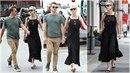 Herečka Amber Heard si vyrazila na oběd už s několikátým mužem za posledních...