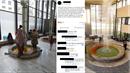 Na Facebooku se objevila fotografie dvou muslimek koupajících se v jednom z...