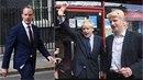 Boris Johnson se pustil do čistky ve vládě. Dosadil si tam svého bratra, novým...