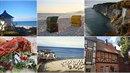 Německý ostrov Rujána, který byl před rokem 1989 jednou z mála šancí vidět...