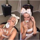 Takhle si čistí zuby pornohvězda