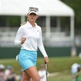 Jessica je dcerou tenisty Petra Kordy.