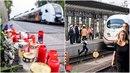 Počet vražd hozením pod vlak se stupňuje. Jde snad o nový způsob teroru?