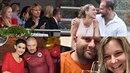 Čeští sportovci (a nejen oni) po letech rádi mění manželku za mladší. Co je k...