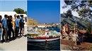 Kypr prosí EU o pomoc, migrantů do země proudí stále víc a víc, ostrovní stát...