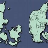 Jak státy skutečně vypadají