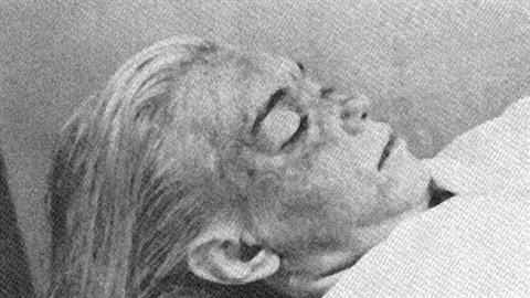 Unikly posrmrtné snímky Marilyn Monroe.