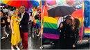 Prague Pride 2019: Hřib jako buran, Bartoš jako z Matrixu