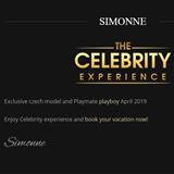 Simona je v agentuře za hvězdu.