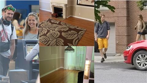 Lucie Vondráčková zveřejnila snímky ze svého montrealského domu.