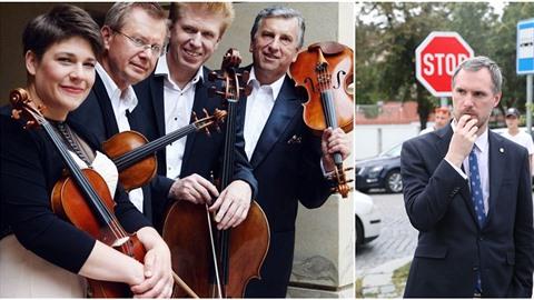 Pražákovo kvarteto se do Číny nepodívá. Přitom s Prahou a primátorem Zdeňkem...