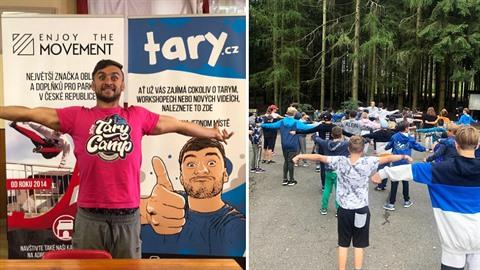 Děti v Tary Campu měly zdravotní problémy. Reakce známého youtubera ale dost...