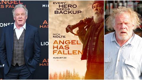 Nick Nolte se vrátil ve velkém stylu. Díky roli v novém filmu je z něj zase...