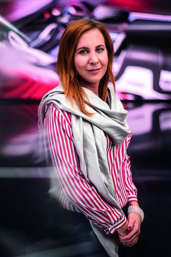 Andrea Jensen - Koordinátorka designového týmu Color & Trim ve ŠKODĚ AUTO