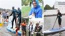 Cílem projektu Prague City Swim je přispět na boj s onemocněním ALS a upozornit...