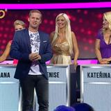 Denise Ayverdi je hvězdou pořadu Take me out, který moderuje Jakub Prachař.