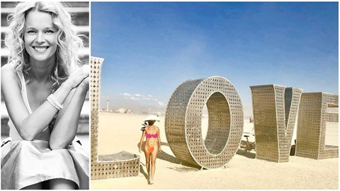 Houdovou uhlíková stopa nebere, na Burning Manovi byla za peníze jiných
