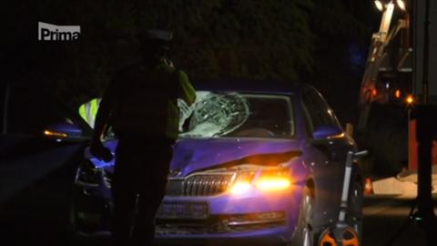 Dvě dívky u Přerova smetlo auto. Obě na místě zemřely.