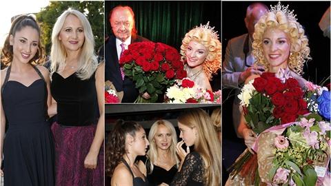 Před Natálii Grossovou dostala na premiéře muzikálu Čarodějka přednost Nikola...