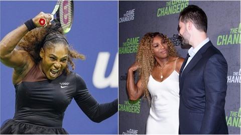 Serena Williamsová umí být i kočka. Takhle se blýskla na premiéřem dokumentu...