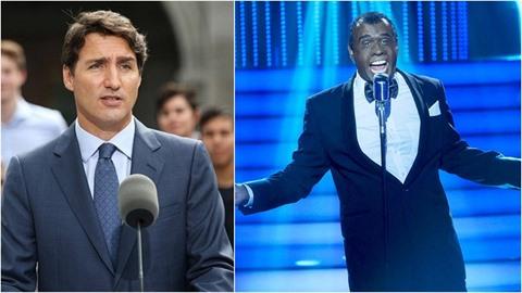 Pokud má v Americe kanadský premiér Justin Trudeau problém kvůli fotce, na...