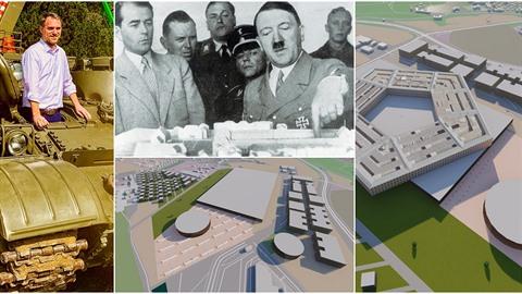Zdeněk Hřib má velké plány, které v mnohém připomínají návrhy architekta...
