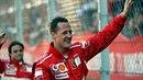 Michael Schumacher byl hospitalizován ve francouzské nemocnici.