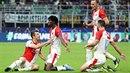 Fotbalová Slavia vstoupila do Ligy mistrů remízou na stadionu Interu Milán....