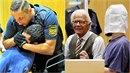 Kukla, pouta a výpověď za sklem. Haidar A. se u soudu pokusil zastřelit soudce,...