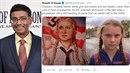 Americký novinář přirovnal Gretu Thunbergovou k dětem z nacistických...