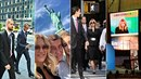 Slovenská prezidentka Zuzana Čaputová je v New Yorku za černou vdovu,...