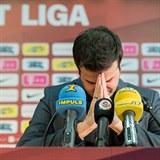 Andrea Stramaccioni, italský trenér, je symbolem úpadku fotbalové Sparty. Jenže...
