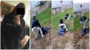 Na Ondřeje místní mladíci pořádají hon.