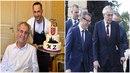Prezident Miloš Zeman slavil o víkendu 75. narozeniny. Jak probíhala oslava v...