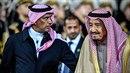 Šéf ochranky krále Salmána Abdal Azíz Fagham (vlevo) byl zastřelen. Může za to...