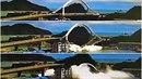 V tchaj-wanském přístavu se zřitil most.