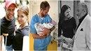Gottova mluvčí Aneta Stolzová porodila holčičku.