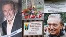 Obyvatelé Újezdu u Svatého Kříže vzpomínají na Karla Gotta.
