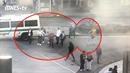 Opilý turista na koloběžce Lime nezvládl řízení a vjel do skupiny jiných...