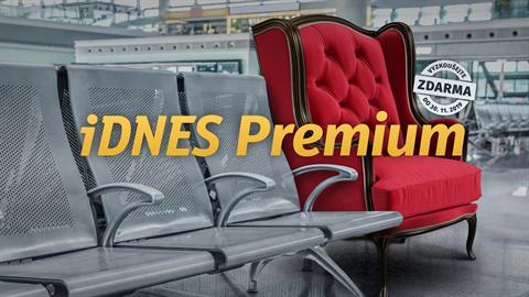 Vyzkoušejte iDNES Premium.