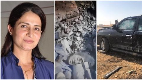 Vojáci brutálním způsobem zavraždili kurdskou političku.