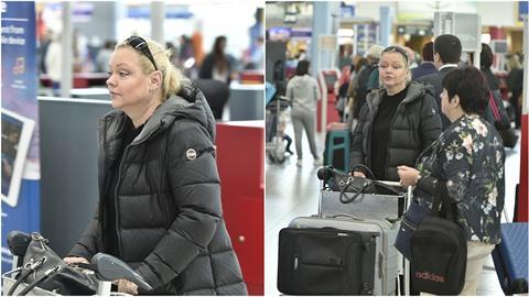 Dominika se v Praze zdržela necelé čtyři dny.