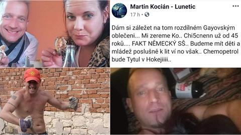 Martin Kocián poté, co dal vale kapele Lunetic, žije svůj severočeský sen....