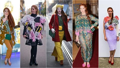 Nikol Kouklová miluje barvy a nebojí se nosit. Její modely tak zaujmou na první...