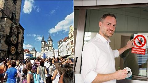 Pražský magistrát čelí kritice za tažení proti Číně. Do Prahy odsud proudí...