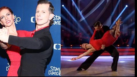 První vyřazenou z 10. řady StarDance se stala Nora Fridrichová, která tančila s...