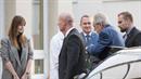 Prezidenta Zemana do nemocnice doprovodila také jeho dcera Kateřina.